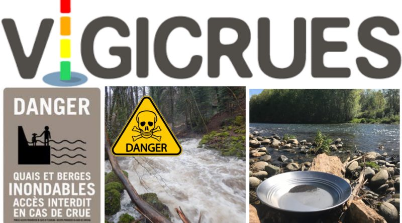 Vigicrue river app goldlineorpaillage