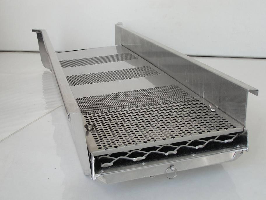 rampe orpaillage double flux