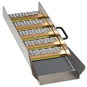Sluice box proline pour l'orpaillage