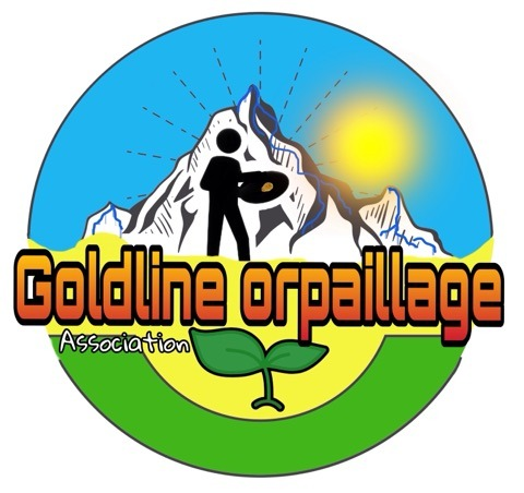 logo association goldline orpaillage