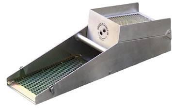 Rampe d'orpaillage : les différents types de sluice box ? 4