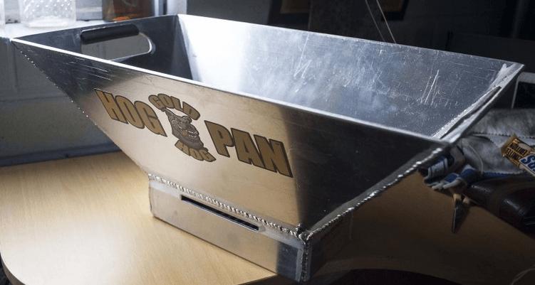 Le Hog Pan pour une pan XXL