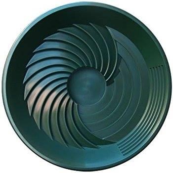 le turbopan est un pan d'orpaillage qui permet d'orpailler rapidement