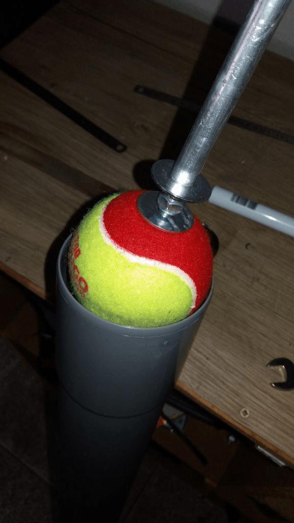 comment fabriquer une pompe à main pour l'orpaillage