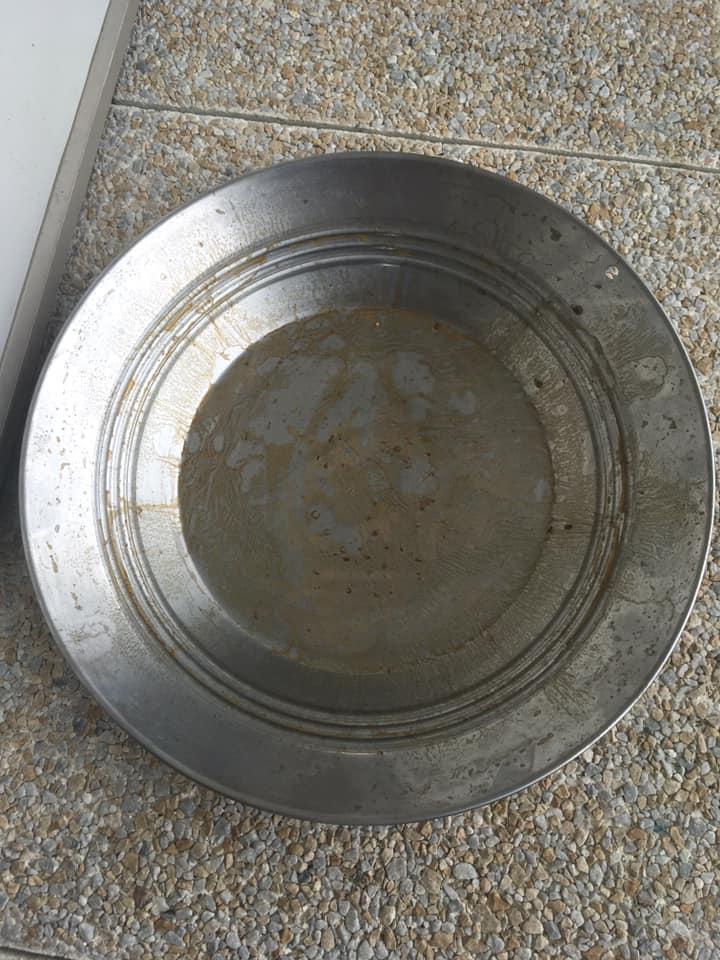 pan metallique estwing semblable au pan des pionniers americains