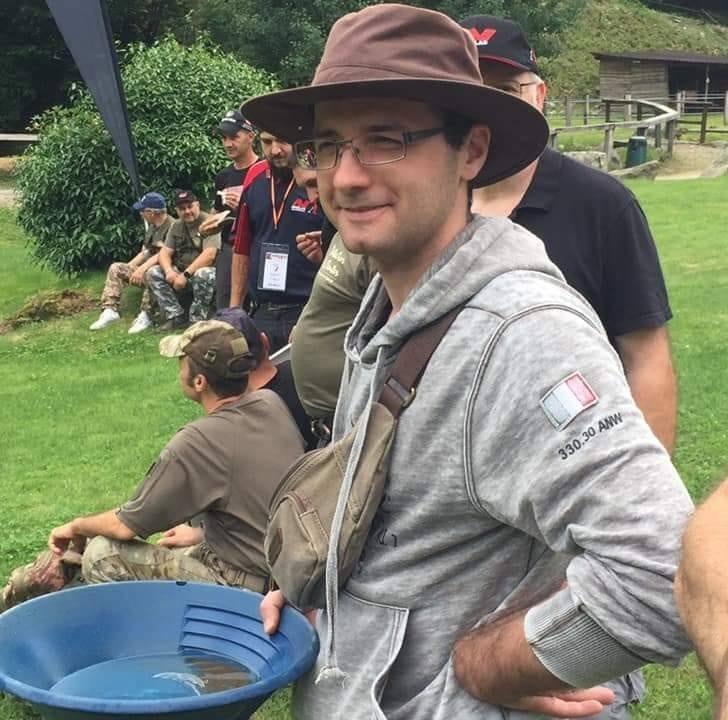 Matteo avec son pan