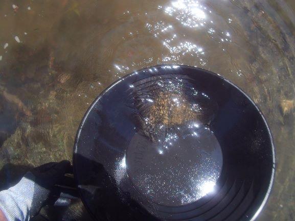 nettoyage petites riffles des graviers