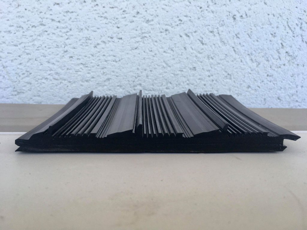 razorback mat pour un courant lent