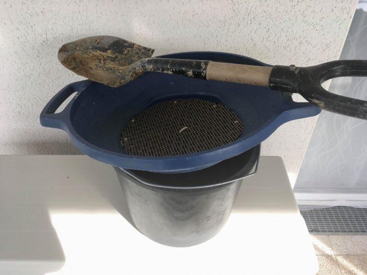 l'ouitillage necessaire pour utiliser une rampe de lavage