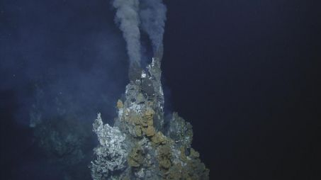 la geochimie de l'or commence par les eaux hydrothermales