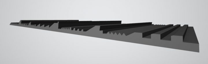 tapis rigide d'orpaillage ultimate crée par l'équipe goldline orpaillage