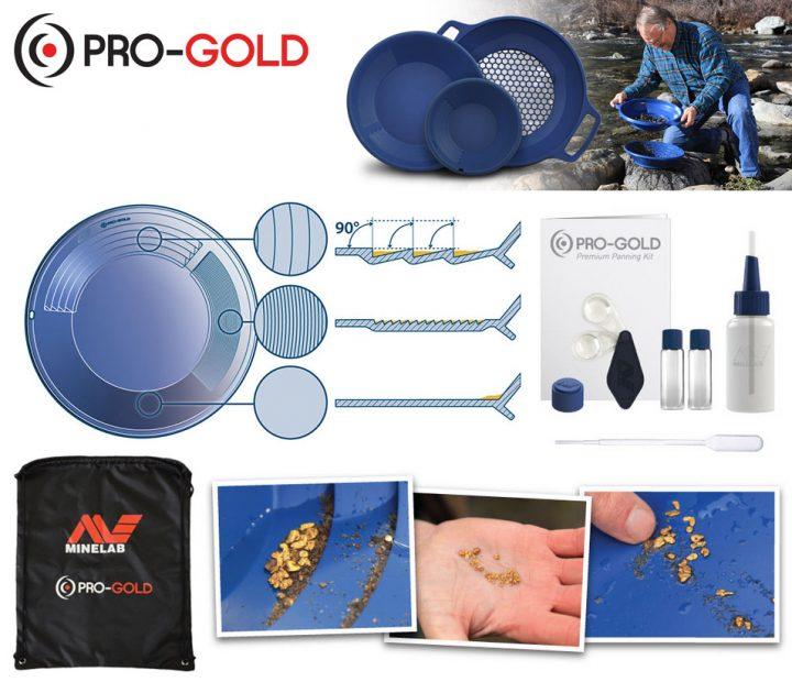 le meilleur kit d'orpaillage minelab pro gold