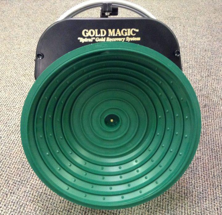 roue à spirale pour nettoyer le sable noir et le concentré