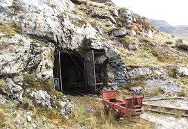 mine d'or en ecosse ouvre