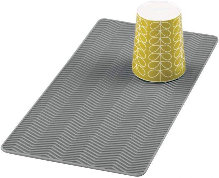 égoutoire en chevron en silicone pour utiliser en orpaillage