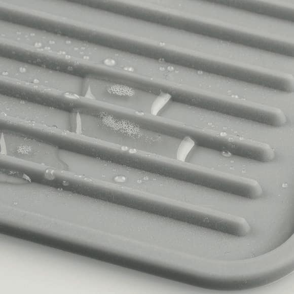 égouttoir en trie en silicone pour utiliser en orpaillage