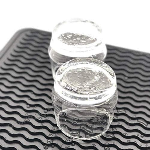 égouttoir en vague en silicone pour utiliser en orpaillage