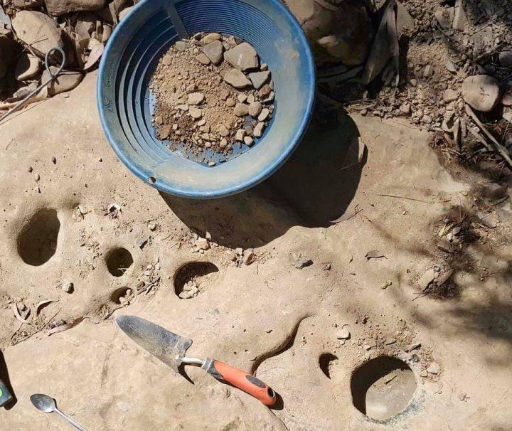 prsopecter le moindre trou dans du bedrock