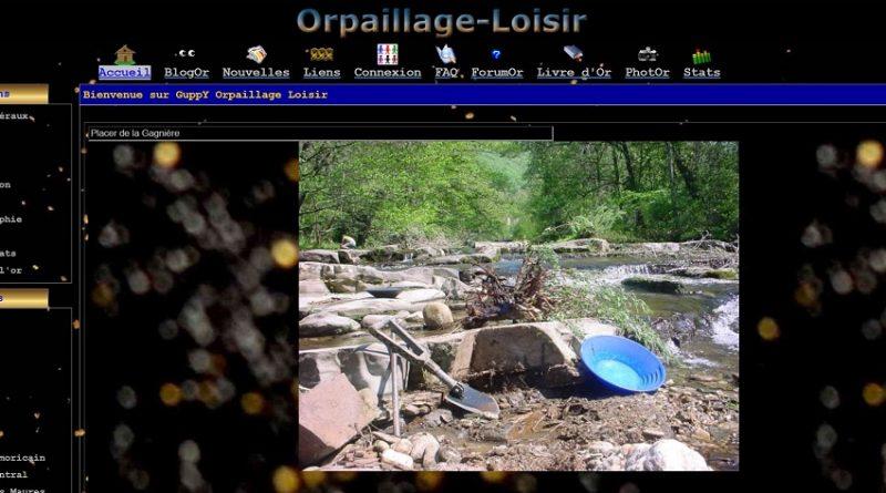 guppy orpaillage loiisr le site de référence de l'orpaillage