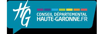 logo de la haute-garonne