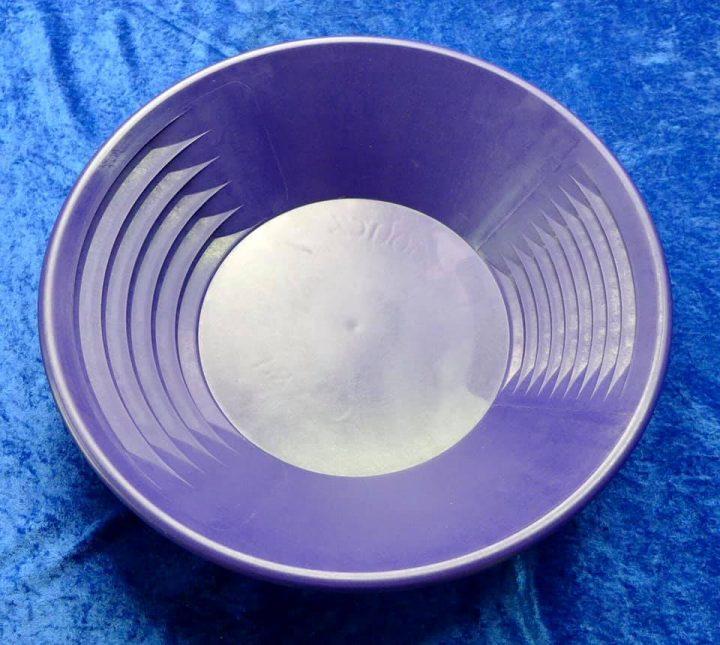 pan d'orpaillage en fibre de verre goldblitz