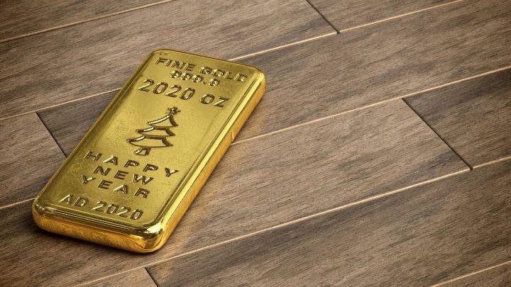 lingot d'or à une valeur fiscale