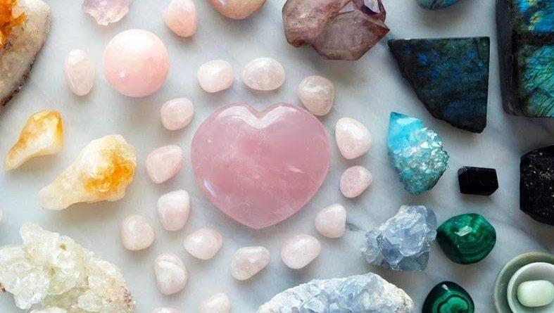 les pierres précieuses et semi précieuses en Lithothérapie