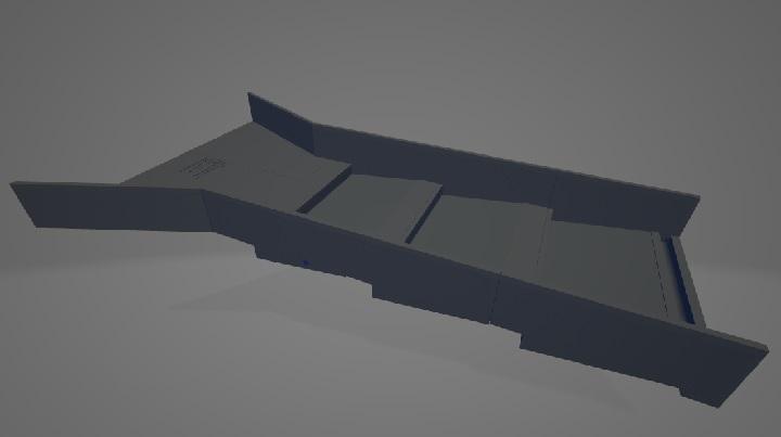 impression 3d mini rampe d'orpaillage
